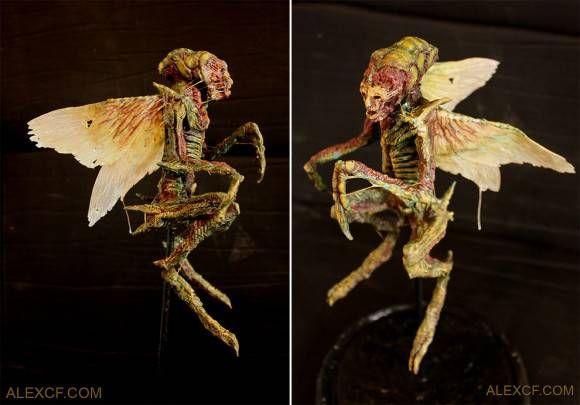 元生物学者の家の地下から発見されたのはおびただしい数の異形生物の標本だった。マーリン幻獣博物館コレクション - グノシー