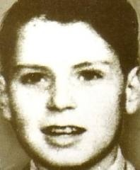 Dennis Nilsen as a boy. To grow up and kill 15 victims. He also committed necrophilia with his victims and kept their bodies until they decomposed.
