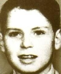 Dennis Nilsen as a boy