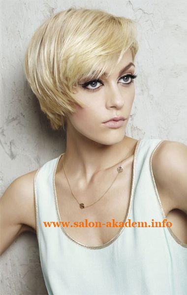"Короткий боб на редкие волосы #Фото  Вернуться в раздел ""Короткий боб""    http://www.salon-akadem.info/korotkij-bob-na-redkie-volosy.php"
