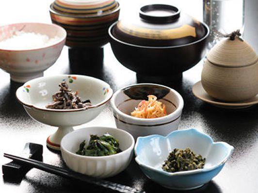 Washoku | About Toyama | Toyama Sightseeing Navi