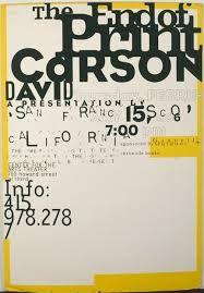 david carson - Buscar con Google