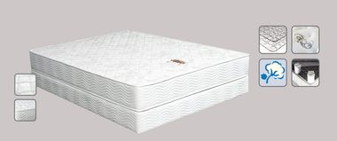 Twin Double-Sided Super Extra Firm Mattress with Spring Box