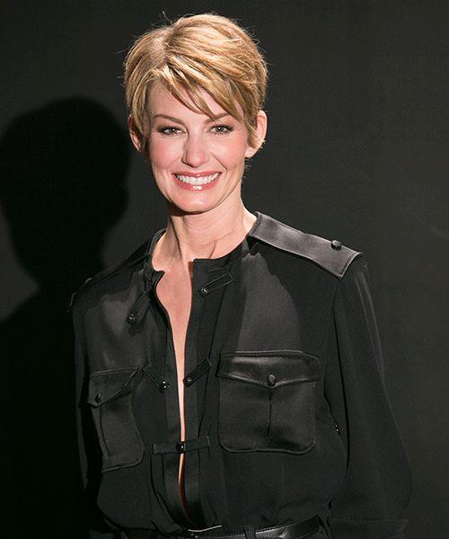 15 Celebrity Short Hairstyles Short Hair Styles