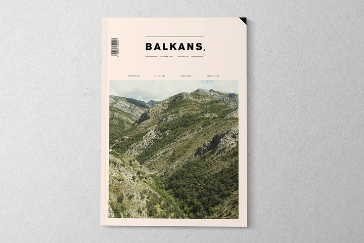 This is a design proposal for travel magazine. It is concentrated on the Balkan region and covers four most beautiful and tourist visited places across entire Balkan region. I wanted to stress the light, clean design along with easily read and not too cro…