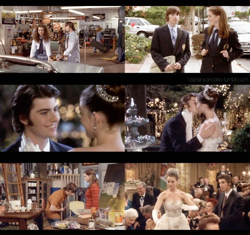 Michael and Mia montage <3