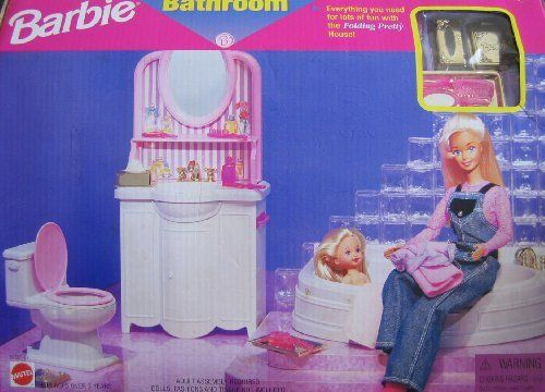 18 besten barbie Bilder auf Pinterest | Puppenhäuser, Mattel barbie ...