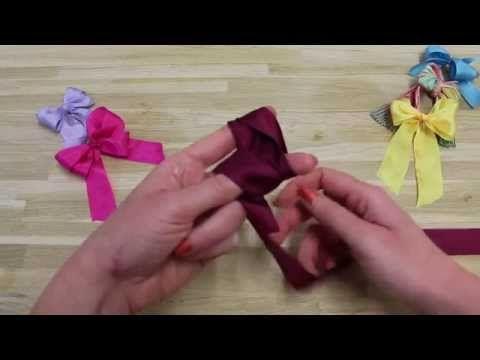 Perles & Co - Tuto DIY Noeud double parfait - YouTube
