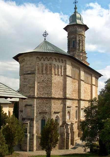 Monastère de Dragomirna (Roumanie)