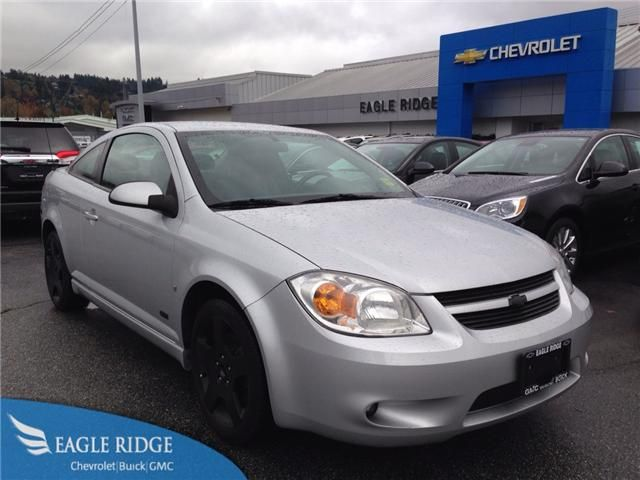 2006 Chevrolet Cobalt SS FWD Manual w/ Pioneer Sound System for sale at Eagle Ridge GM in Coquitlam near Vancouver!  http://eagleridgegm.com http://facebook.com/eagleridgegm http://twitter.com/eagleridgegm