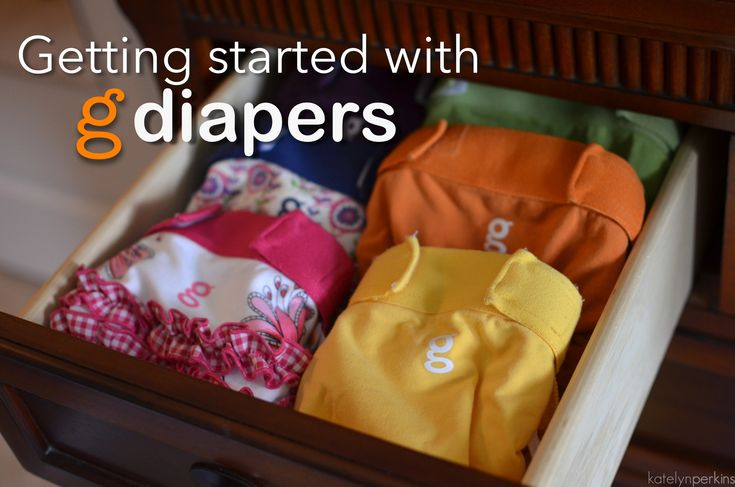 How to get started with gDiapers.