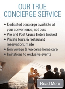 Six Star Cruises - Award Winning Luxury Cruise Concierge service: http://www.sixstarcruises.co.uk/
