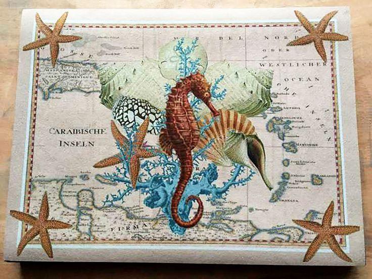 Door Mats Rubber Mats Kitchen Rugs Kitchen Mats Welcome Mat Doormat 2x3 Seahorse #DecorativeThings #Nautical