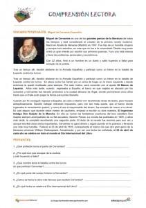 Recursos para el aula: Fichas de comprensión lectora