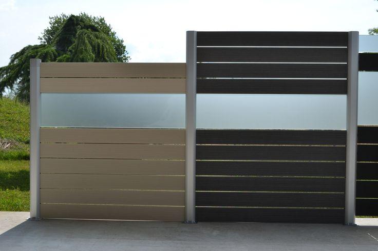 einen perfekten sichtschutz f r ihren garten oder ihre terrasse bietet wpc world schauen sie. Black Bedroom Furniture Sets. Home Design Ideas
