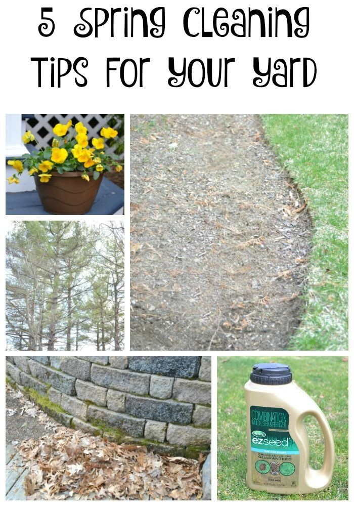 17 best ideas about fall cleaning on pinterest fall for Fall yard clean up checklist