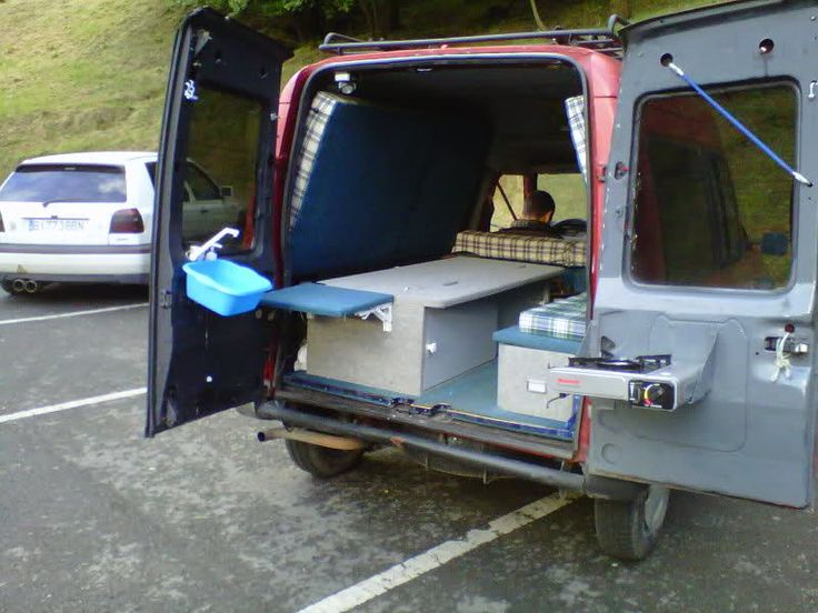 ford transit connect small camper van from from island small campers pinterest small camper vans ford transit and happy campers