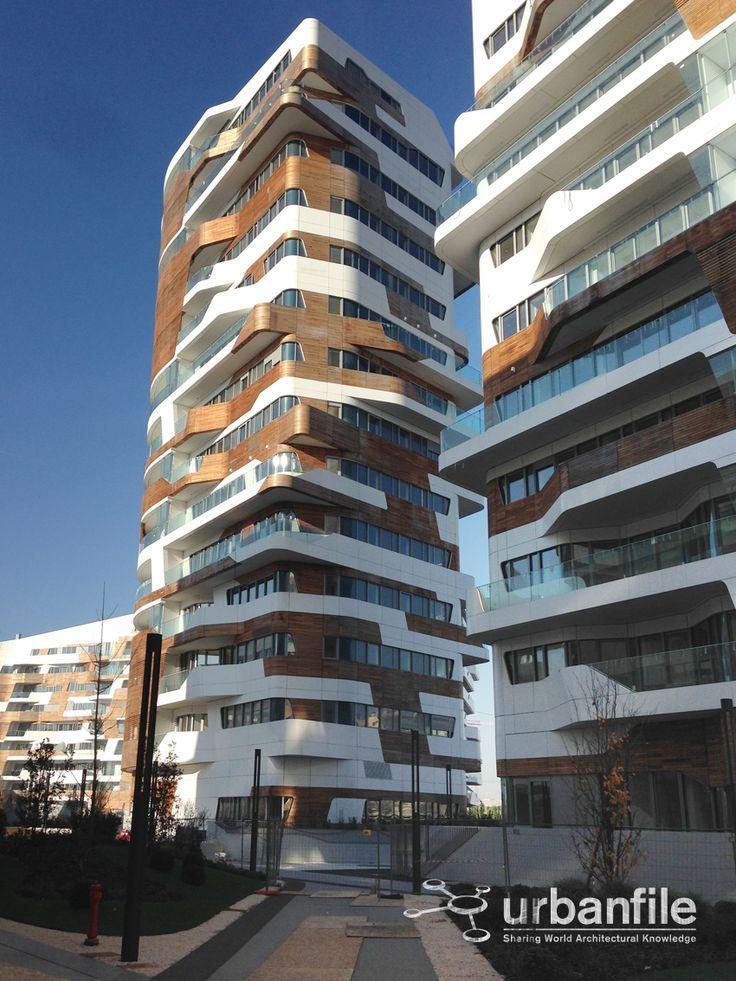 CityLife Residenze Zaha Hadid - Cerca con Google