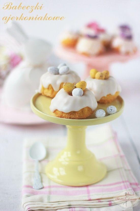 Babeczki ajerkoniakowe / Eggnog cupcakes