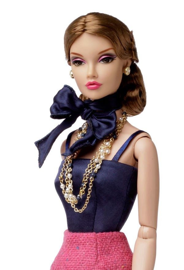 THE FASHION DOLL REVIEW: New from Integrity Toys: Poppy Parker Fashion Teen