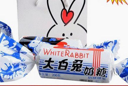 Купить товарБелый кролик молоко конфеты, Лучший подарок, Китайский традиционный еда в категории  на AliExpress.