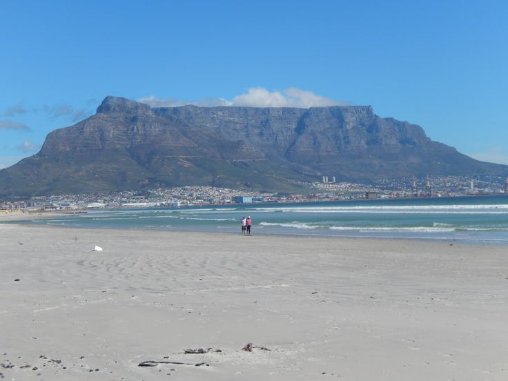 Table Mountain, from Milnerton Beach