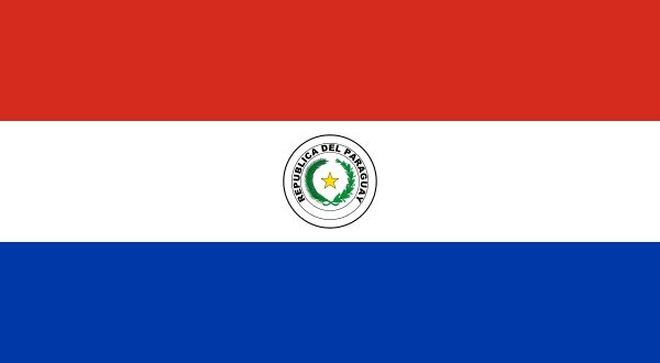 """Paraguay Motto: """"Paz y justicia"""" Capital: Asunción Official Language: Spanish, Guarani Government: Republic Currency: Guarani Driving: right Religion: Christianity"""