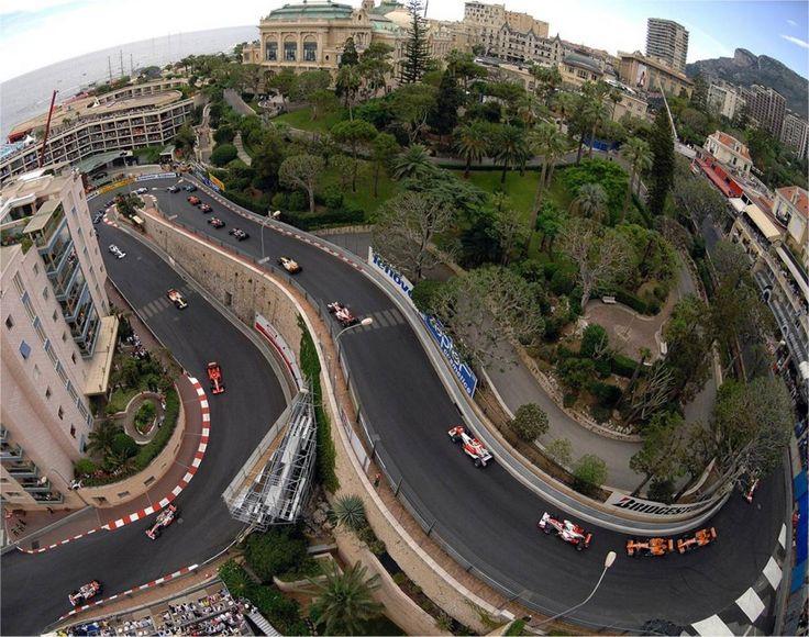Monaco  I love the drive from Nice to Monaco so scenic!