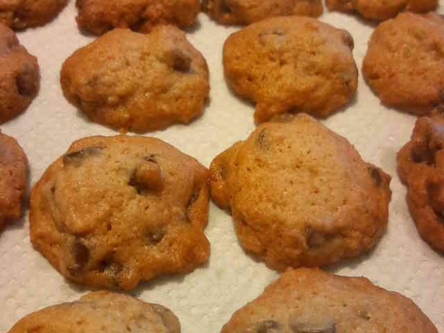 絶対おすすめ!チョコチップクッキーの画像
