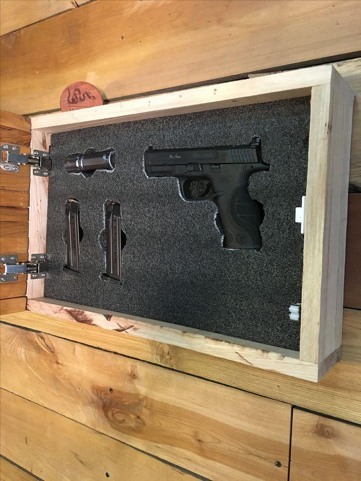 Pin By JW Craftsman On JW Craftsman In 2019 Hidden Gun