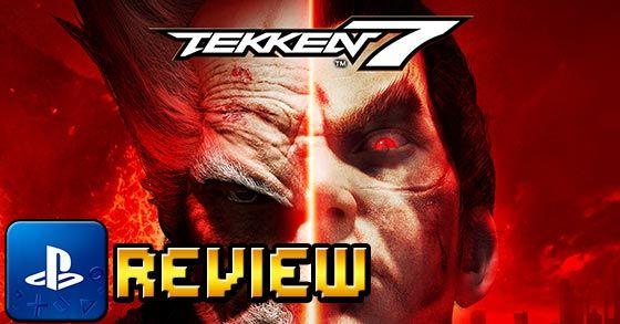 Tekken 7 PS4 review - Bandai Namco just hit the jackpot #Playstation4 #PS4 #Sony #videogames #playstation #gamer #games #gaming