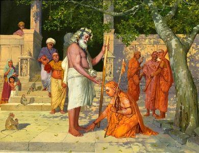 Adi Shankaracharya.