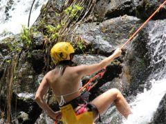 Huleia Family-Friendly Waterfall Rappelling, Kayak & Hike (Easy), Kauai tours & activities, fun things to do in Kauai | HawaiiActivities.com...