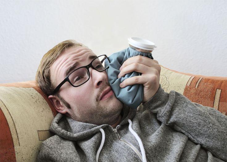 Esta es la mejor manera de calmar el dolor de muelas y funciona en segundos #salud