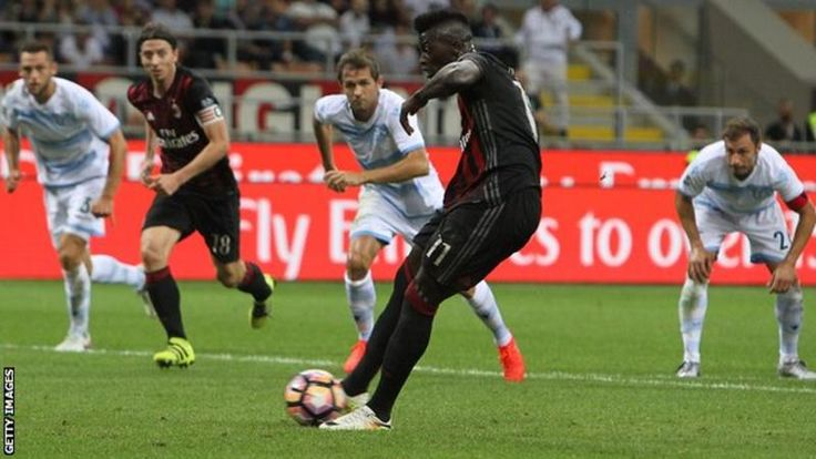 Milan secured dynamic triumphs to move to third in Serie A with a win over Lazio at the San Siro.     Vincenzo Montella's men repaired Fri...