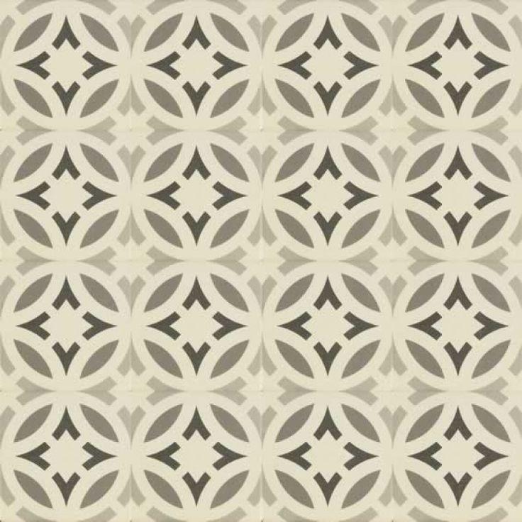 Soneja Snow Glazed Ceramic 20cm x 20cm