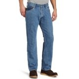 Levi's Men's 505 Straight Denim Blue Jeans (Apparel)By Levi's
