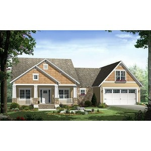 Cottage House Plans Craftsman Style House Plan  Baths 1800 Sq Ft