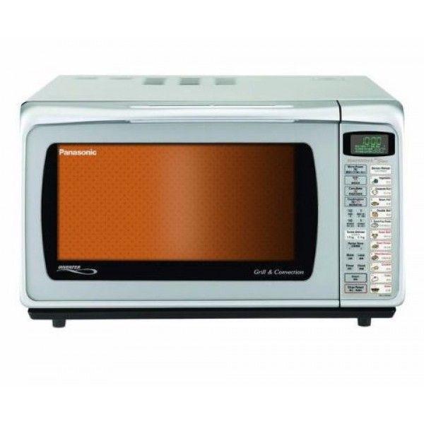 Panasonic Convection Inverter Type Microwave Oven Nn C784mffde