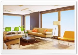 Modern Interior Design wallpaper