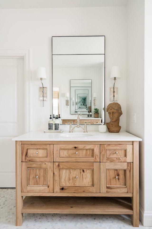 The Saturday 6 Emily A Clark Modern Mirror Wall Bathroom
