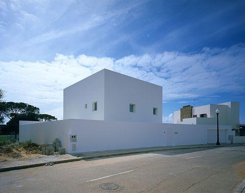alberto campo baeza asencio house