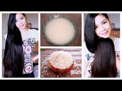 How To Use Fermented Rice Water For Long And Healthy Hair