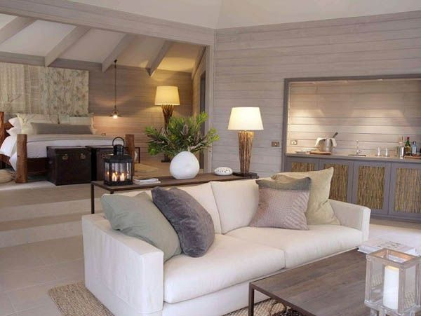 Beach House Interior Rustic Images