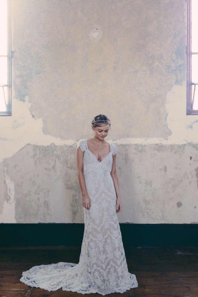 ONE DAY BRIDAL 'CURIOUS HEARTS' 'Eileen'  enquiries@loveoneday.com.au www.onedaybridal.com.au
