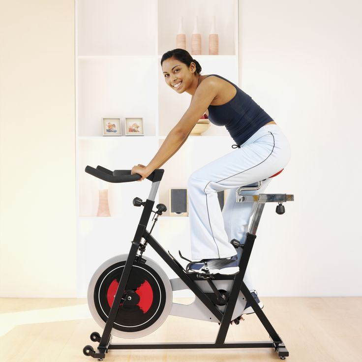 Burn 1,000 Calories an Hour With This At-Home Indoor Cycling Workout - www.fitsugar.com