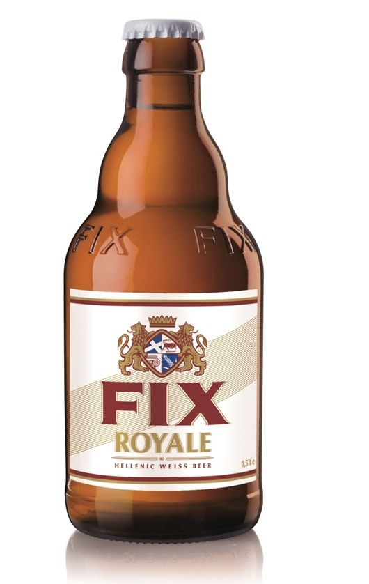 Fix Royal Weiss Beer