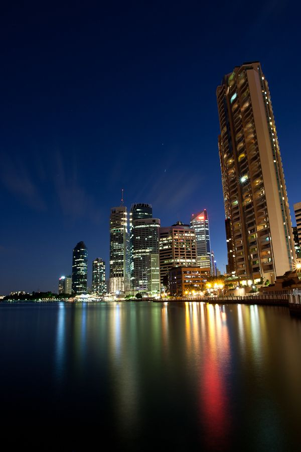 """Brisbane city"" by Jason Mckeown, via 500px."