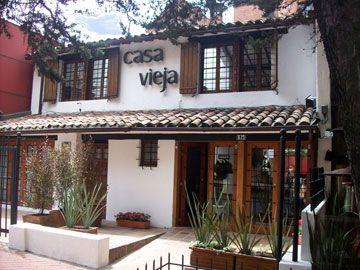 Restaurante CASA VIEJA, Bogotá