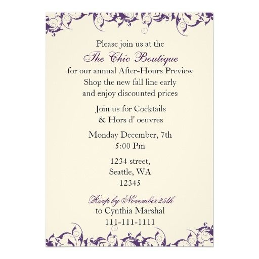 20 best business open house invitations images on pinterest elegant business party invitation corporate invitationinvitation designinvitation templatesopen house cheaphphosting Image collections
